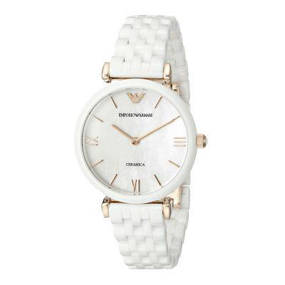 שעון אמפוריו ארמני לאישה Ar1486