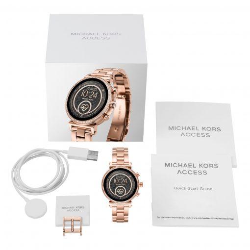 mkt5063 שעון חכם מייקל קורס4